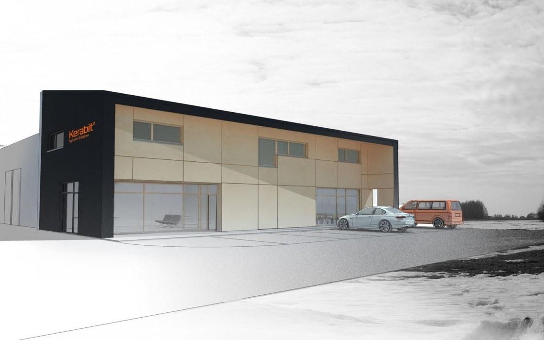 projekt budynek biurowy 1